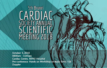 5th Brunei Cardiac Society Annual Scientific Meeting