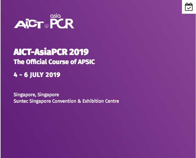 AICT-AsiaPCR 2019