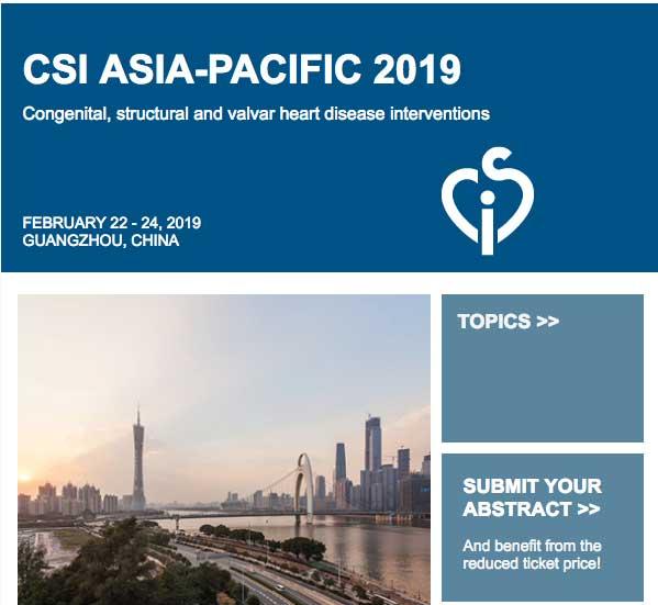 CSI ASIA-PACIFIC 2019