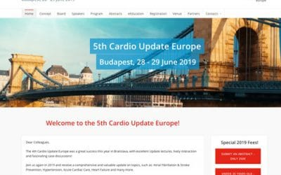 Cardio Update Europe 2019, Budapest, 28 – 29 June 2019