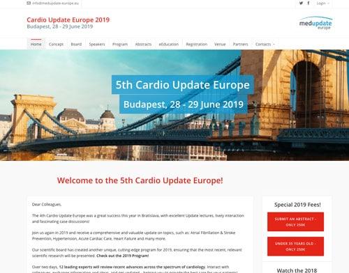 Cardio Update Europe 2019, Budapest, 28 – 29 June 2019