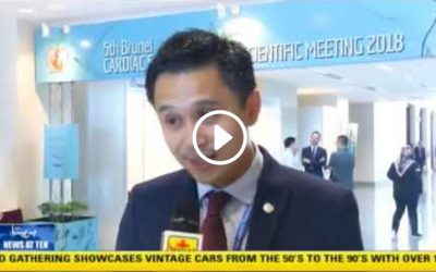 News Report from 5th Cardiac Society Annual Scientific Meeting, 2018